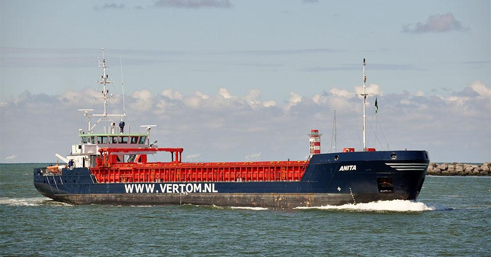 Vertom maritime agency